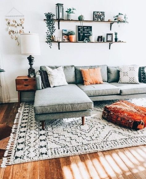 Pretty House Plants Ideas For Living Room Decoration 50