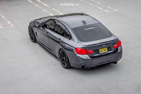 2016 BMW 428I >> 2016 Bmw 428i Xdrive Gran Coupe Bbs Ci R Bridgestone Potenza