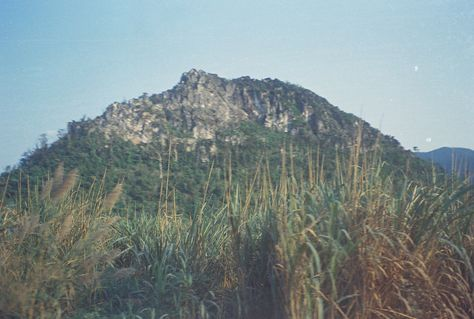 Mountain called Rockpile in Northern I Corps