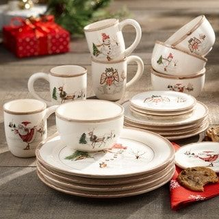 Online Shopping Bedding Furniture Electronics Jewelry Clothing More Christmas Dinnerware Sets Christmas Dinnerware Dinnerware
