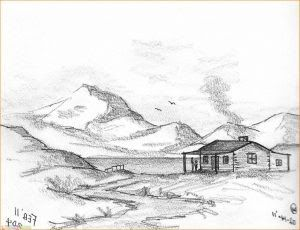 Gambar Keren Pensil Mudah 120 Sketsa Gambar Pemandangan Alam Bagus Dan Berwarna 17 Gambar Bibir Ini Cuma Dilukis Pakai Pensil Tap Pemandangan Sketsa Gambar
