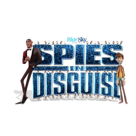 Spies in Disguise in theaters Christmas Day!