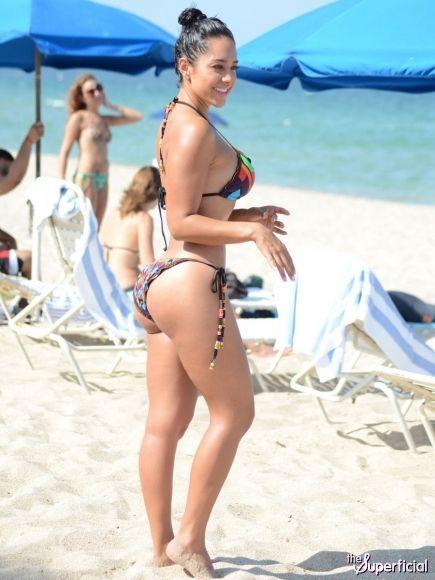 Andrea Calle Bikini Photos: Miami | Calle, Bellezas, Belleza
