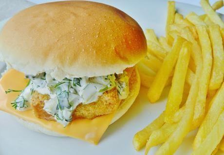 Mcdonalds fishmac kein fisch