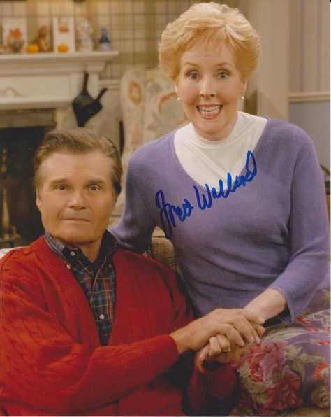 Fred Willard Everybody Loves Raymond 2 Original Autographed Photo