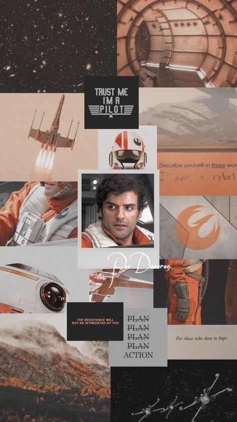 Poe Dameron wallpaper