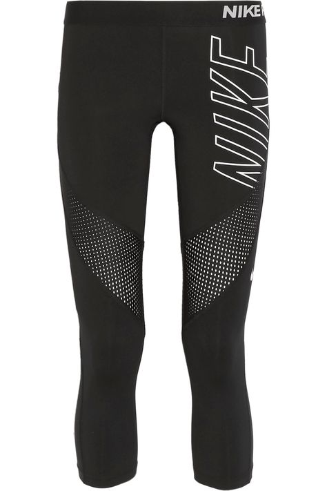 Nike | Pro Hypercool Dri-FIT stretch-jersey leggings | NET-A-PORTER.COM
