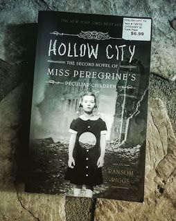Book Review Hollow City Miss Peregrine S Peculiar Children 2 By Ransom Riggs In 2020 Miss Peregrine S Peculiar Children Hollow City Peculiar Children
