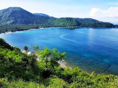 Destinasi Wisata Terbaru Di Lombok Di 2020 Pulau Lombok Pemandangan Pantai
