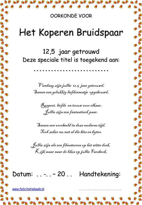 Pin By Bikes Els On Spreuken Koperen Bruiloft Gouden