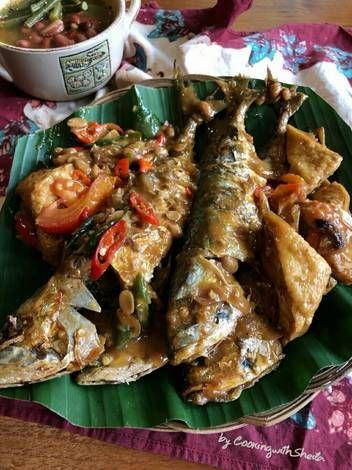 Resep Ikan Gembung Masak Tauco Pedas Oleh Cooking With Sheila Resep Resep Resep Masakan Resep Masakan Indonesia