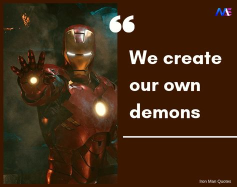 30 Amazing and Witty Iron Man Quotes Which are Witty, Smart and Funny