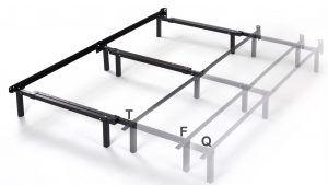 Top 10 Best Metal Bed Frames In 2020 Steel Bed Frame Metal Bed