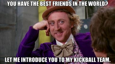 Funny Kickball Meme : Flipcup kickball memes meme and memes