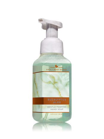 Eucalyptus Aloe Gentle Foaming Hand Soap Bath And Body Works