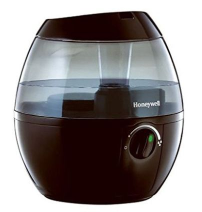Honeywell HUL520B Mistmate Cool Mist Humidifier Black With Easy Fill Tank & Auto Shut Off, For Small Room, Bedroom, Baby Room, Office