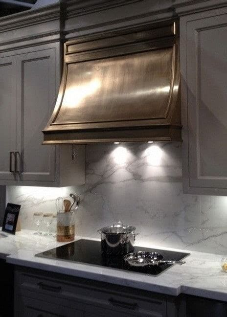 30 Kitchen Hood Ideas 2019 Trend Modern Rustic Custom Island