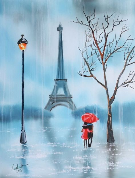 Paris #painting