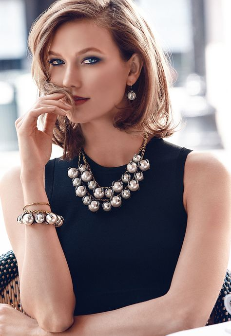 This fall we saw a huge trend on the runway with statement necklaces. What a great way to really jazz up any ensemble. If you want to look...