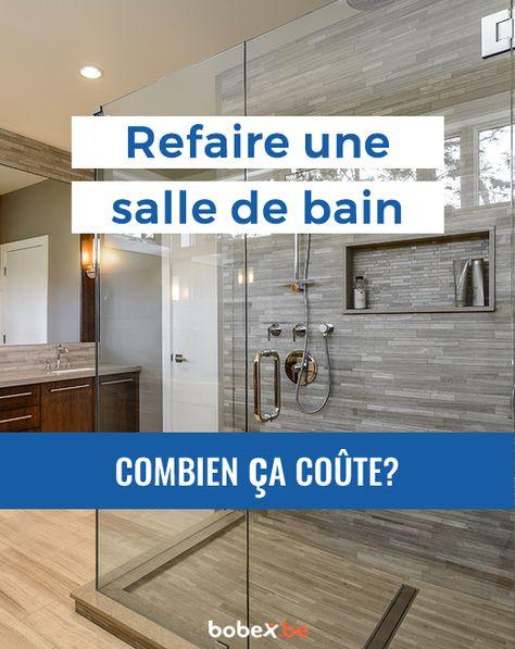 Refaire Une Salle De Bain Combien Ca Coute Guide Renovation Be