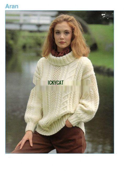 9d52a78db List of Pinterest aran knitting patterns ladies pictures   Pinterest ...