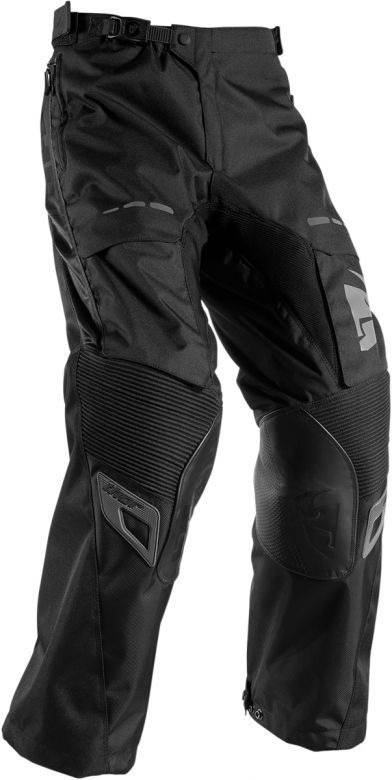 Thor Terrain 2018 Over The Boot Construction Convertible Two Zippered Pockets For Storage Durable Construction Dirt Bike Pants Pants For Women Riding Pants