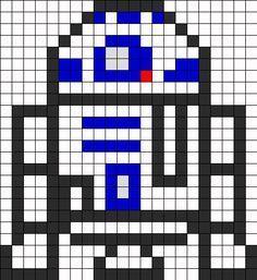 List Of Pinterest Strijkkralen Star Wars R2d2 Images