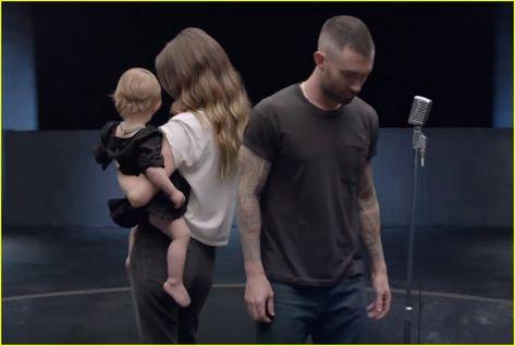 Adam Dustyrose Behati Girls Like You Maroon5 Workout Hairstyles Girl Haircuts Adam Levine Haircut