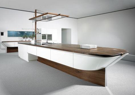 Maritime-Style  - alno küchen qualität