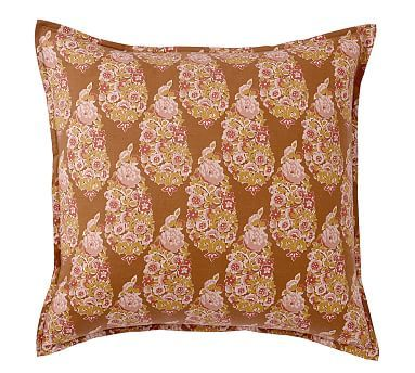 The Pillow Collection Robbia Floral Bedding Sham Quary Euro//26 x 26