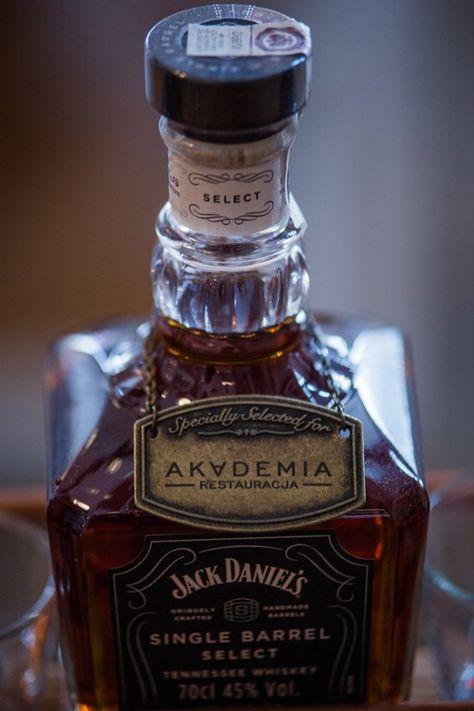 Jack Daniel's Single Barrel Tennessee Whiskey - the Akademia ...