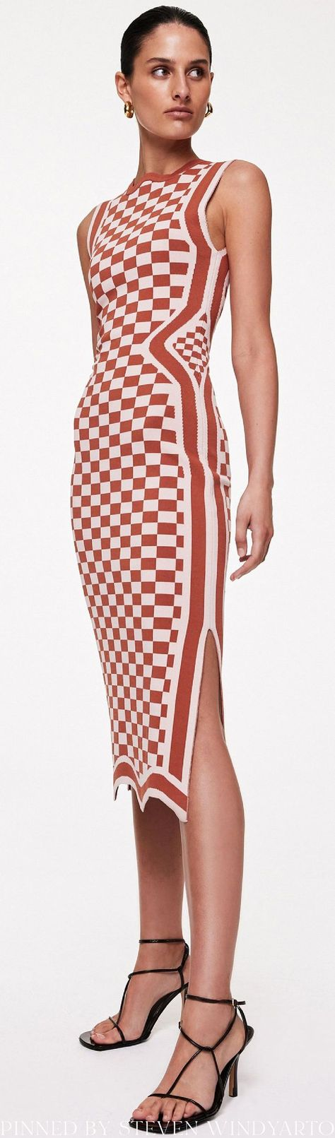 Rachel Gilbert Spring 2022 Lookbook - Anders Crepe Midi Dress #spring2022 #ss22 #womenswear #rachelgilbert