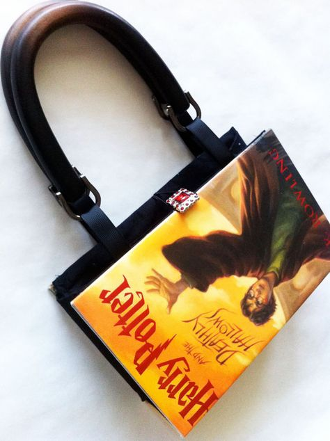 BOOK PURSES: Harry Potter