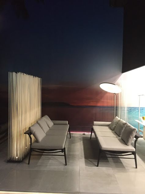 Extremis   Sol+Luna - Salone 2016 Events Pinterest - designer gartensofa indoor outdoor