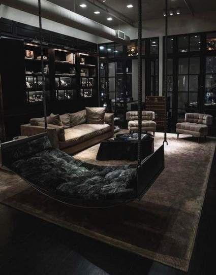 Living Room Apartment Men Man Cave 31 Ideas Living Room Design Modern Dark Living Rooms Male Living Space