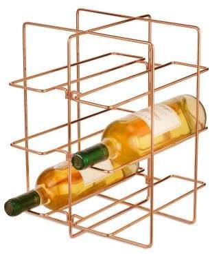 Design Ideas Lincoln Wine Rack Counter Cppr The Lincoln Countertop