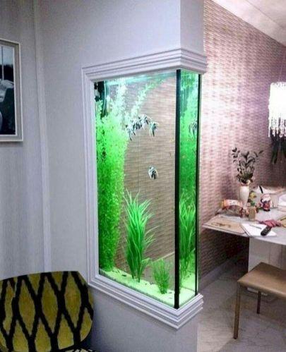 Wall Mounted Fish Tank And Aquarium Elonahome Com Indoor Decor Decor Home Interior Design
