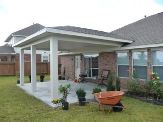 Aluminum Patio Cover, Custom Metal Patio Covers, Aluminum Sidewalk Covers |  Yelp | Covered Porch | Pinterest | Metal Patio Covers, Aluminum Patio Covers  And ...