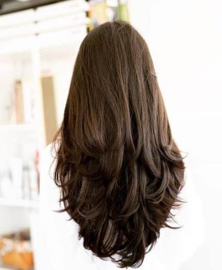 Haircut Straight Hair Long Hairstyles 24 Ideas Long Hair Styles Haircuts Straight Hair Hair Styles
