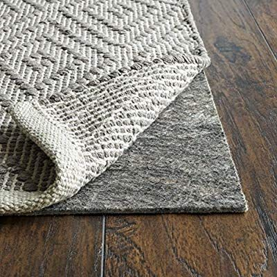 Amazon Com Rug Pad Usa Ag15 58 Anchor Grip 15 Felt Reinforced Rubber Rug Pad 1 8 Thick 5x8 Feet Rectangle Kitchen Area Rug Pad Rubber Rugs Rug Pad