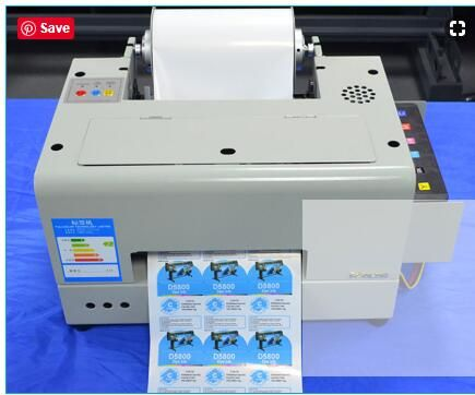 Printer Otherprinters Relatively Modest Print Format High Print Resolution And Affordable Price Is A Bette Inkjet Labels Label Printer Barcode Labels
