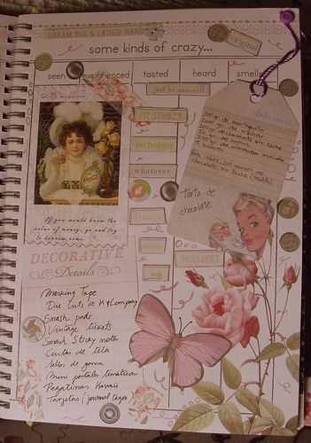 Smash Book By Elektrapeke Lovely