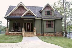 Pin By Lexi Laforce On House In 2020 Craftsman House Plans Cottage Style House Plans Country Cottage House Plans