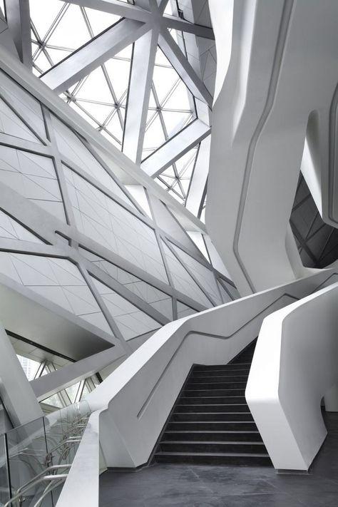 Architecture : 20 photos de construction d'architectes qui décoiffent autour du monde