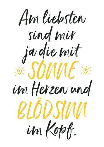 Am liebsten sind mir ja die mit Sonne im Herzen und Blödsinn im Kopf 💜 - #Blödsinn #die #Herzen #im #Já #Kopf #liebsten #mir #Mit #sind #Sonne #und