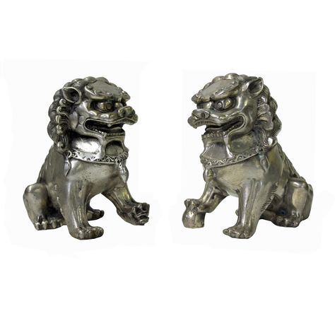 """13/""""Chinese Boxwood Wood carved fengshui Lion Foo Dog Phoenix statue screen plate"""