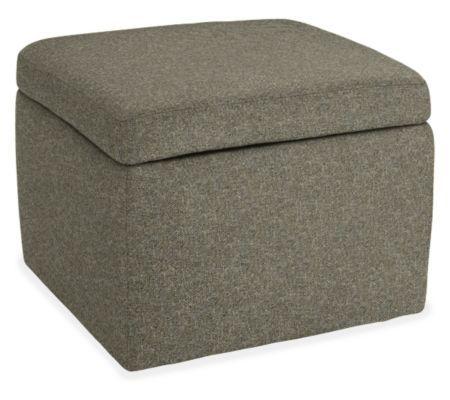 Outstanding Axis Ii Leather Storage Ottoman With Tray Reviews Crate Inzonedesignstudio Interior Chair Design Inzonedesignstudiocom