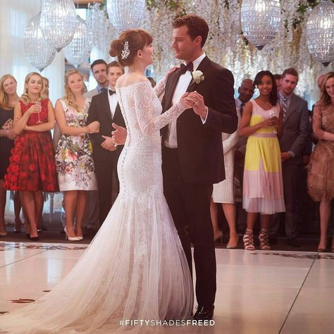 88a7975c1f8 List of Pinterest fifty shades freed wedding dakota johnson pictures ...