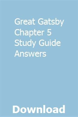 Great Gatsby Chapter 5 Study Guide Answers Study Guide Earth Science Covalent Bonding