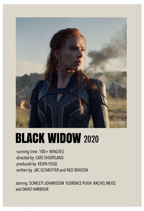 minimalist movie posters polaroid marvel